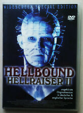 Hellraiser 2 Hellbound,Horror DVD,FULL UNCUT(selten!),DEUTSCH,TOP Zustand !!!