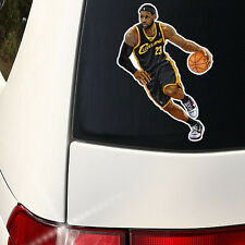 "Lebron James - Cleveland Cavaliers Car Vinyl Window Decal Sticker large 8 inch"""