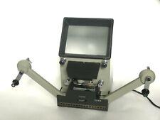 16mm movie cine film editor control projector screen viewer Kupava-16
