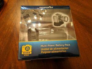 NEW Digipower Nikon D7000 Multi-Power Battery Pack PGR-NKD11