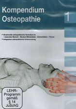 DVD NEU/OVP - Kompendium Osteopathie 1