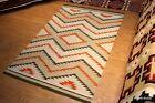 NAVAJO DESIGN Southwestern style 5x8 ft. hand woven kilim SHIRVAN CAUCASIAN RUG
