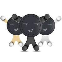 360° Rotating Gravity Car Mount Air Vent Stand Holder For Mobile Cell Phone GPS.
