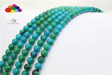 Diy 4/6/8/10/12mm Natural Stone Phoenix Crafts Round Beads fit bracelet necklace