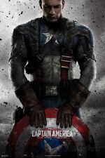 Captain America Poster Print, 24x36