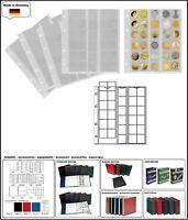 1 LOOK 323463-1 MÜNZHÜLLEN NUMOH 25 NH30 - 30 Fächer Für Münzen bis 25 mm