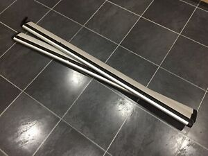 1 pair  Thule 961 (EVO118) Rapid System Wing Bars 118cm FREE UK POSTAGE