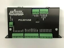 New Stepper Motor Controller Programmable Anaheim Automation Pcl601usb
