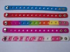 5 Armband Charm-Armbänder Für Croc Schuhe Partytüten