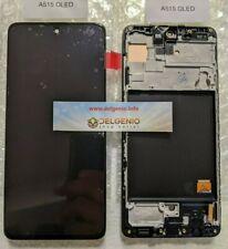 DISPLAY LCD TOUCH SCREEN PARI A ORIGINALE AMOLED SAMSUNG GALAXY A51 A515F OLED