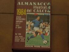 BRUNO CONTI IN ALMANACCO ILLUSTRATO DEL CALCIO 1984 IMPERDIBILE