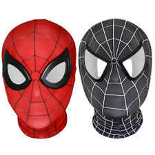 Cosplay Costume Spider Man Night Gown Helmet Stormtrooper Mask Adult Red Black