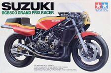 Tamiya 1:12 Suzuki RGB500 Grand Prix Racer Plastic Model Kit #1403U