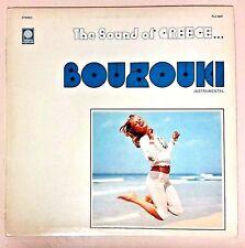 Costas Papadopoulos (1977 LP Playtested PLD5207 Bouzouki) The Sound Of Greece