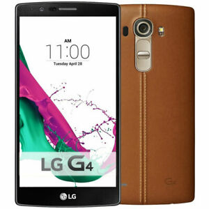 LG G4 H811- 32GB - Brown (T-Mobile/Unlocked) *MINT SCREEN *FAST FREE SHIPPING