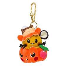 Pokemon Center Original Plush Doll Mascot Dedenne We Are Team Treat Japan