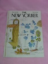 New Yorker Magazine June 16, 1980 ~ FRONT COVER ONLY ~