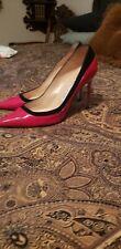 Manolo Blahnik Red Stilettos/High Heels 41