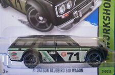 Hot Wheels Datsun Diecast Vehicles