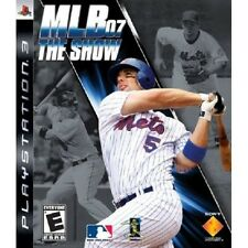 MLB 07: The Show (Sony Playstation 3, 2007) NEW SEALED