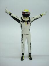 1/18 FIGURE REF 57H JANSON BUTTON F1 BRAWN WORLD CHAMPINS FIGURINO PILOTA DRIVER