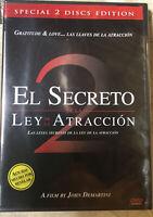 EL SECRETO DVD - Version en Espanol El Secreto  - Nuevo, Sellado de Fabrica