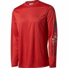 Columbia Men's Terminal Tackle Pfg Long Sleeve Fishing Shirt, Size M, $35, NwT