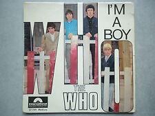 The Who 45Tours EP vinyle I'm A Boy