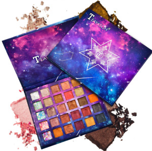 30 Colors Matte Shimmer High Pigment Eyeshadow Palette Makeup Eye Shadow Glitter