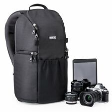 Think Tank Photo Trifecta 8 DSLR Backpack (Black) - NEW