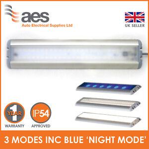 BrightLine Low Profile LED Interior Light - 54 LED with 3 Light Options