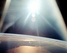 Nasa Apollo 7 Gulf von Mexico Morning Sonne 16x20 Silber Halogen Fotodruck