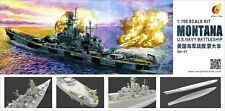 Very Fire 1/700 VF700901 U.S Navy Battleship BB-67 Montana