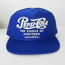 6aeffad0a05 True Pepsi Cola Choice of Northern Arizona Trucker Mesh Snapback Hat