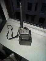 Standard Minix C836 Betriebsfunkgerät mit Ladegerät   Rarität  70iger Jahre