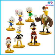 Disney DuckTales 7 piece Figure Play Set brand new