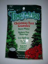 Christmas Tree Watering Granules Real Tree Moist Saver Preserve Life Less Water