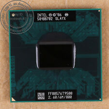 Intel Core 2 Duo T9500 - 2.6 GHz (FF80576GG0646M) SLAYX SLAQH CPU 800 MHz