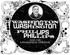 Washington Phillips - Washington Phillips & His Manzarene Dreams [New CD] With B