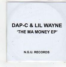 (FN49) Dap-C & Lil Wayne, The Ma Money - DJ CD