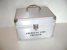 American Girl Marisol Silver Theater Trunk Storage Case Travel RETIRED