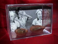 "I LOVE LUCY ""THE CHOCOLATE EPISODE""COLLECTIBLE*LARGE*DISPLAY HAS LARGE CHCOLATES"