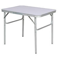 Table pliante de camping jardin BBQ barbecue pique-nique portable aluminium