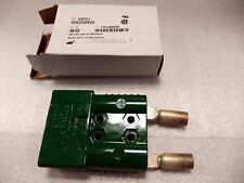 Anderson Connector 1/0 Green Sbx175A