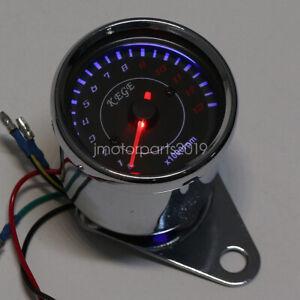 LED Night Light Tachometer for Yamaha V-Star 650 950 1100 1300 Classic Stryker