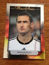 2014 Futera World Series Limited Soccer Card - Germany KLOSE Mint