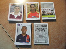 (MC) Original FOOTBALL STICKERS PANINI FOOTBALL FOOT 2004 FRANCE choix ds Liste