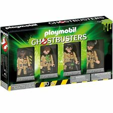PLAYMOBIL Ghostbusters Figures Collectors Set from Ghostbusters Movie 70175