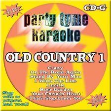 Party Tyme Karaoke Party Tyme Karaoke: Old Country CD