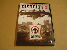 DVD / DISTRICT 9 ( PETER JACKSON )